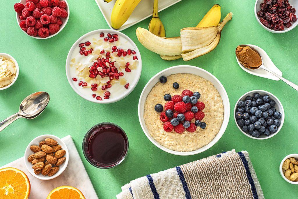 Frühstücken ist beim Clean Eating wichtig