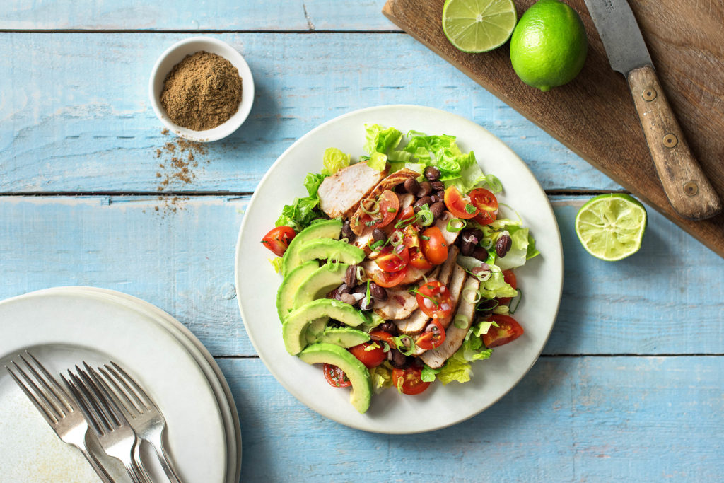 Hilft, Vitamine aufzunehmen: Avocado