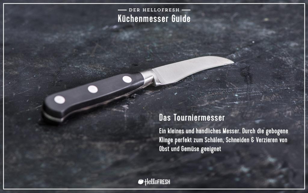 Das Tourniermesser