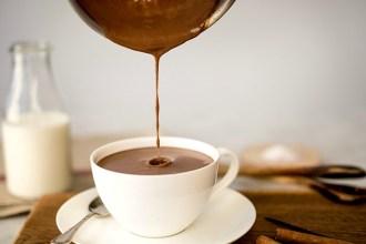 Glücklichmacher an kalten Tagen – Heiße Schokolade mit Herbstaromen