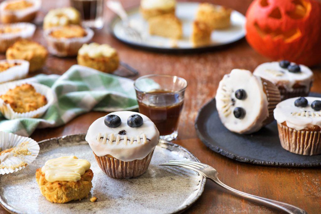 Echt Gruselig Unsere Halloween Muffins Hellofresh Blog