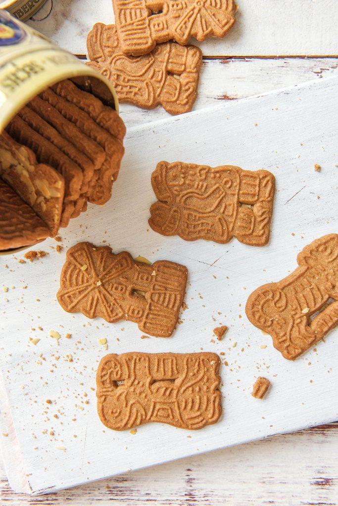 Weihnachten im Glas: Spekulatius Shake - Kekse