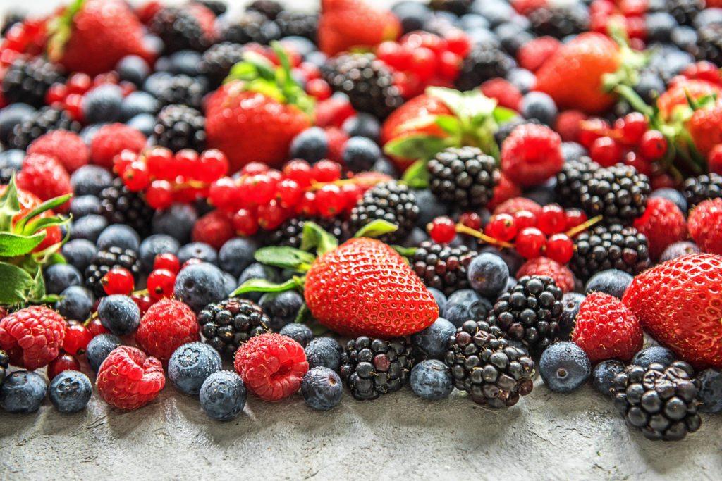 Gesunde Beeren – nicht nur eine Wohltat für den Gaumen