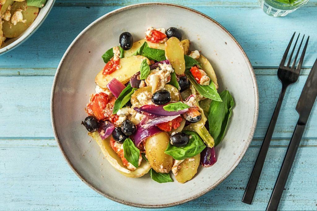 Die leckersten Salate zum Grillen