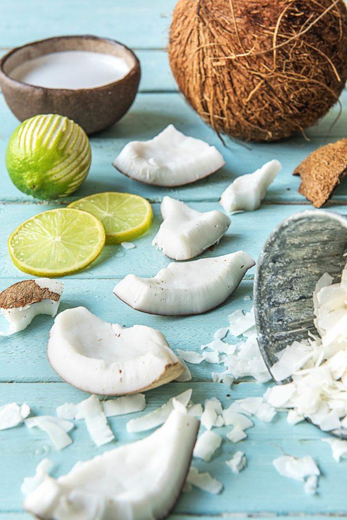 Kokosnuss: gesund und lecker