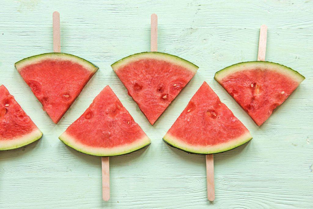 Unsere drei Sommer-Smoothies: Wassermelonen-Pops