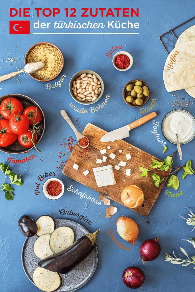 Typisch türkisch – die 12 wichtigsten Zutaten der türkischen Küche