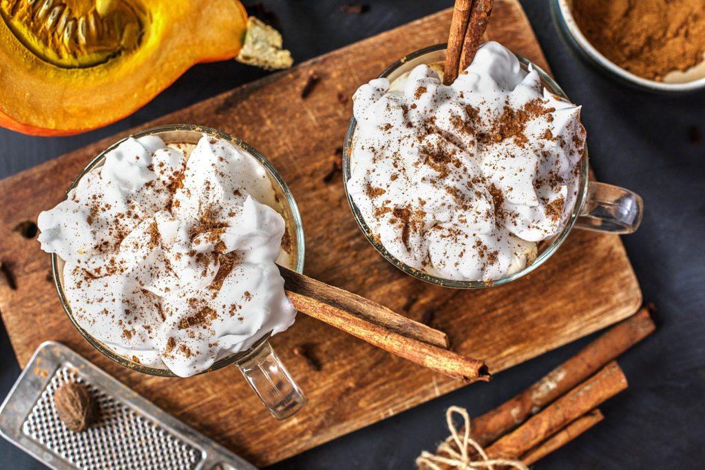 Pumpkin Spice Latte selber machen