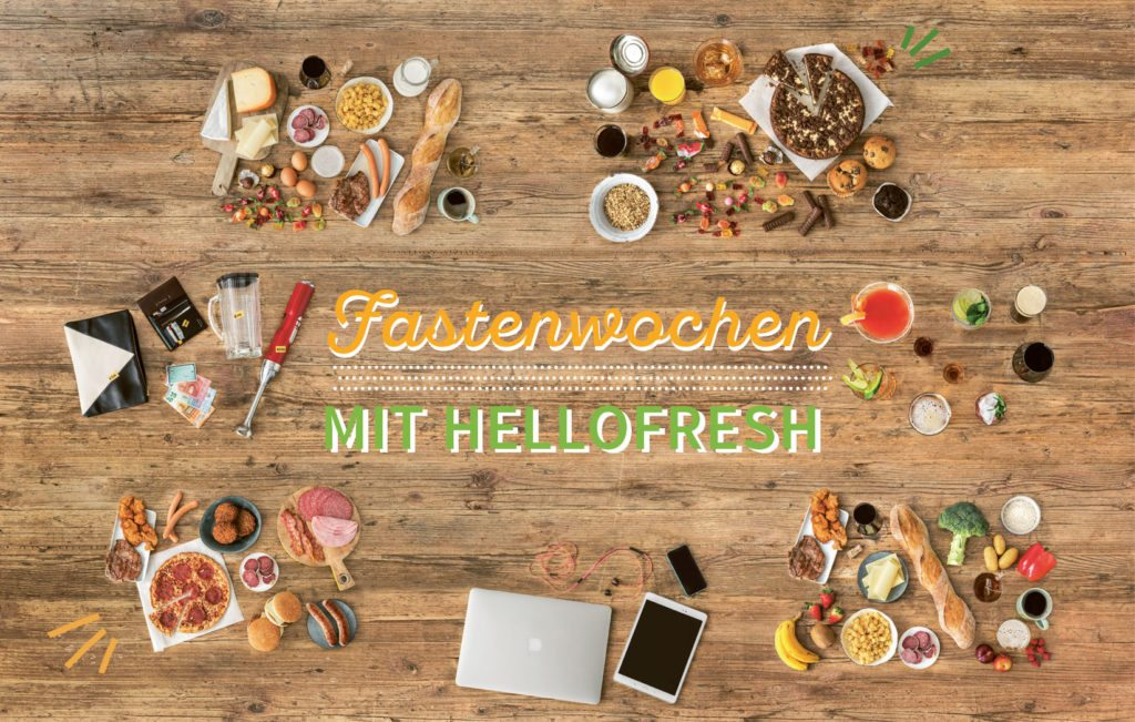 HelloFresh Fastenwochen