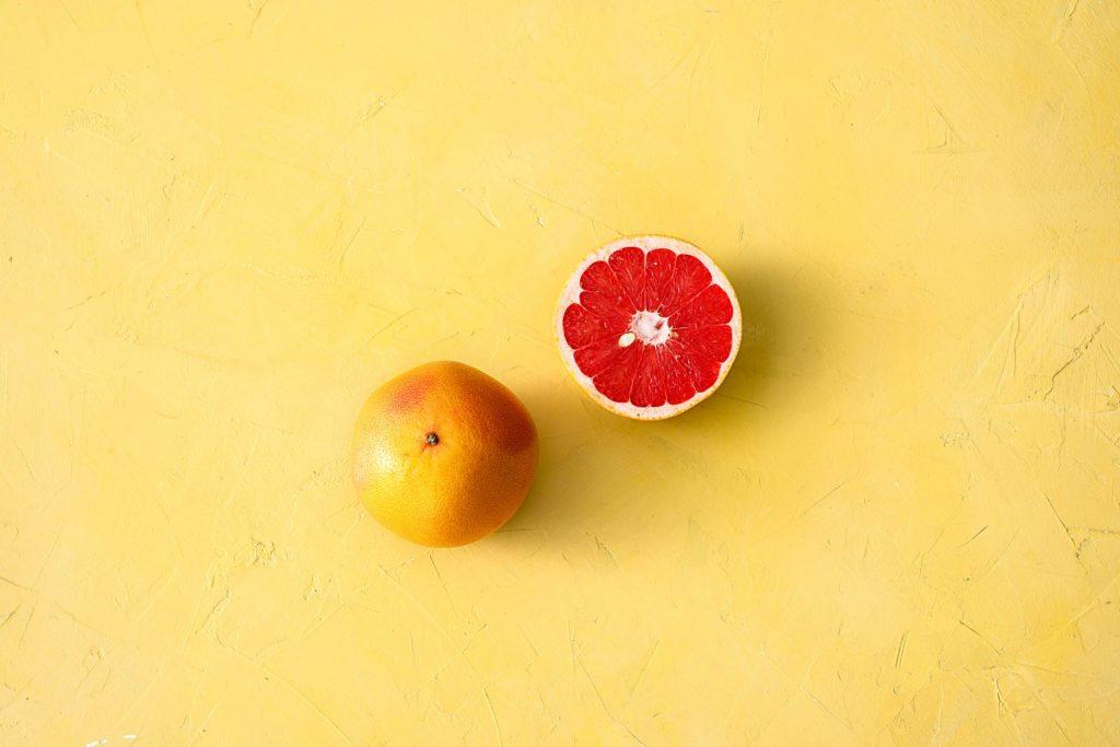 Hat eine Menge zu bieten - die Grapefruit