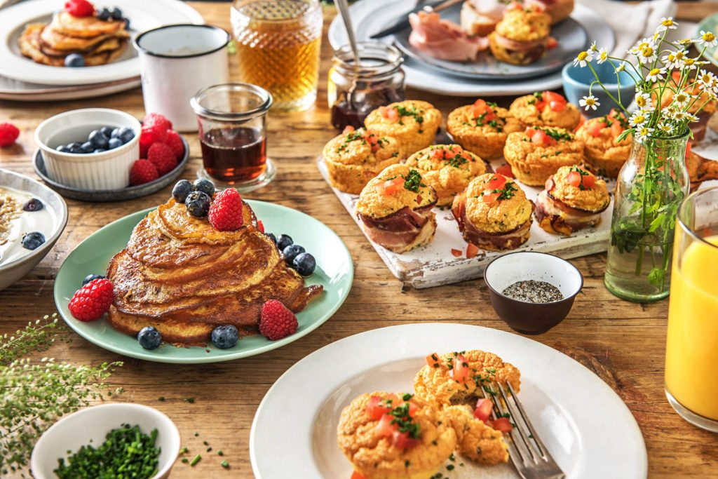 Eierkuchen selber machen - Frühstücksinspiration