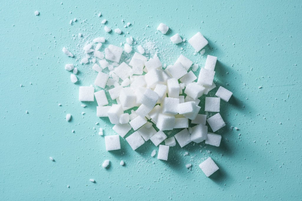 Zucker enthält quasi nur leere Kalorien