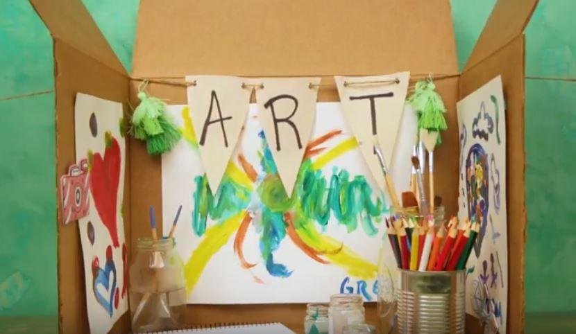Kreativecke aus unserer Box
