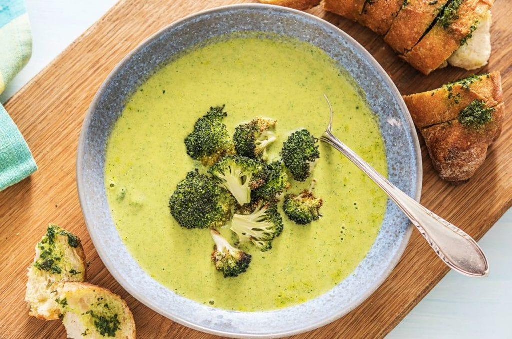 Brokkoli-Creme-Suppe
