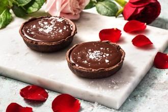 Chocolade-zeezouttaartjes: onweerstaanbaar