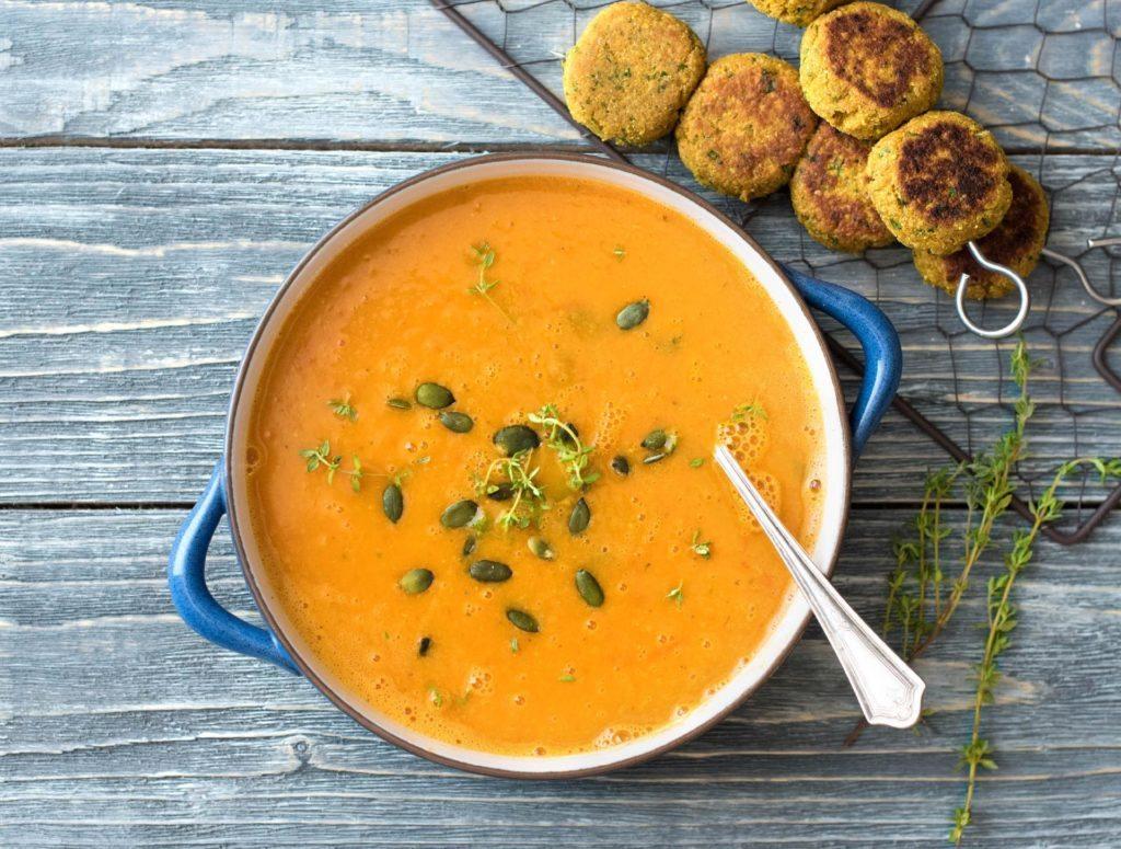 falafel soep