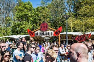 Geef de vrijheid door – bevrijdingsfestivals