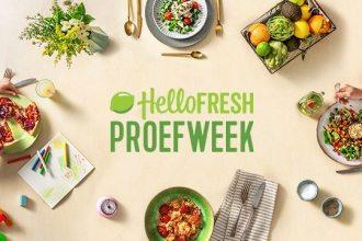 Twee gezinnen proberen een week HelloFresh