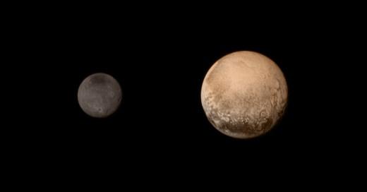 Charon-Pluto