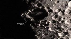 Wohl der größte Krater meiner Beobachtung