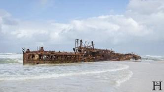 20120430-130127-Australien, Fraser Island, Great Sandy Nationalpark, Maheno Wreck, Weltreise-20120430-130127-Australien-Fraser-Island-Great-Sandy-Nationalpark-Maheno-Wreck_DSC9586