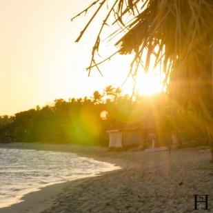 20120714-173822-Fidschi, Mana Island, Mana Lagoon Backpackers, Sonnenuntergang, Weltreise-_DSC9849
