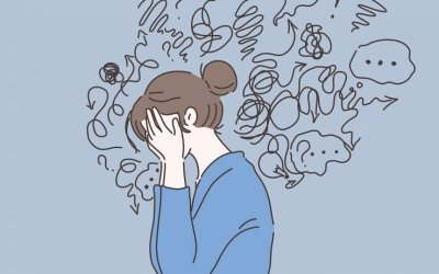 Sintomas de ansiedade, entenda