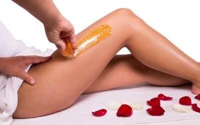 Quais as vantagens da depilação a cera?