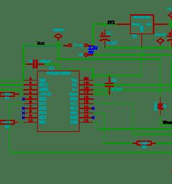 usb blaster clone schematic [ 1744 x 1185 Pixel ]