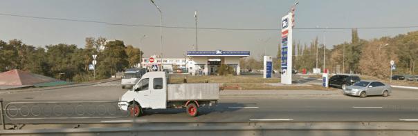 Lisova Gas Station