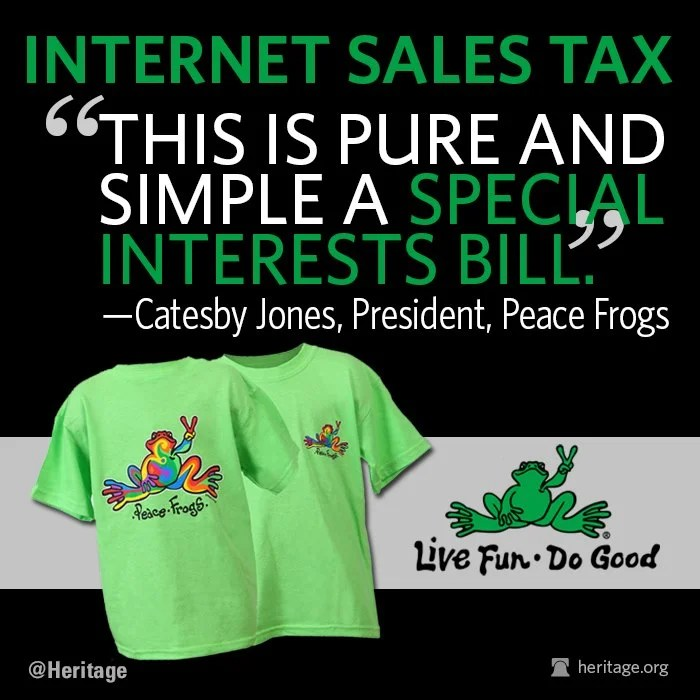 Peace Frogs quote