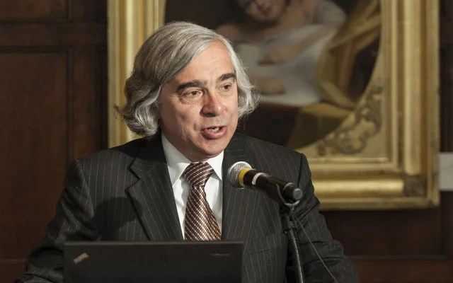 DOE Secretary Ernest J. Moniz (Rick Friedman/Polaris/Newscom)