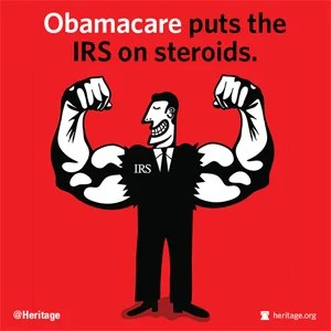 IRS on Steroids