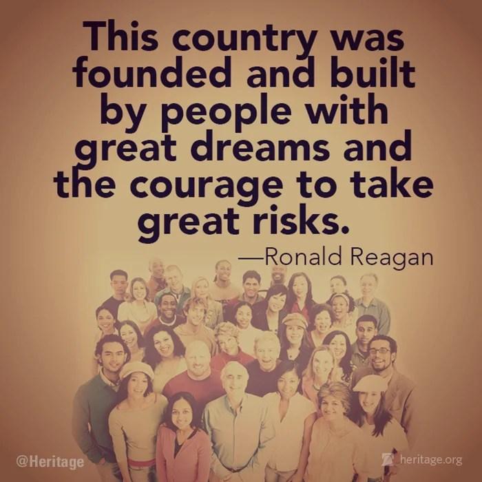 Reagan Quote_Risks