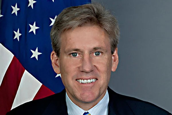 U.S. Ambassador to Libya Christopher Stevens. (Photo: Newscom)