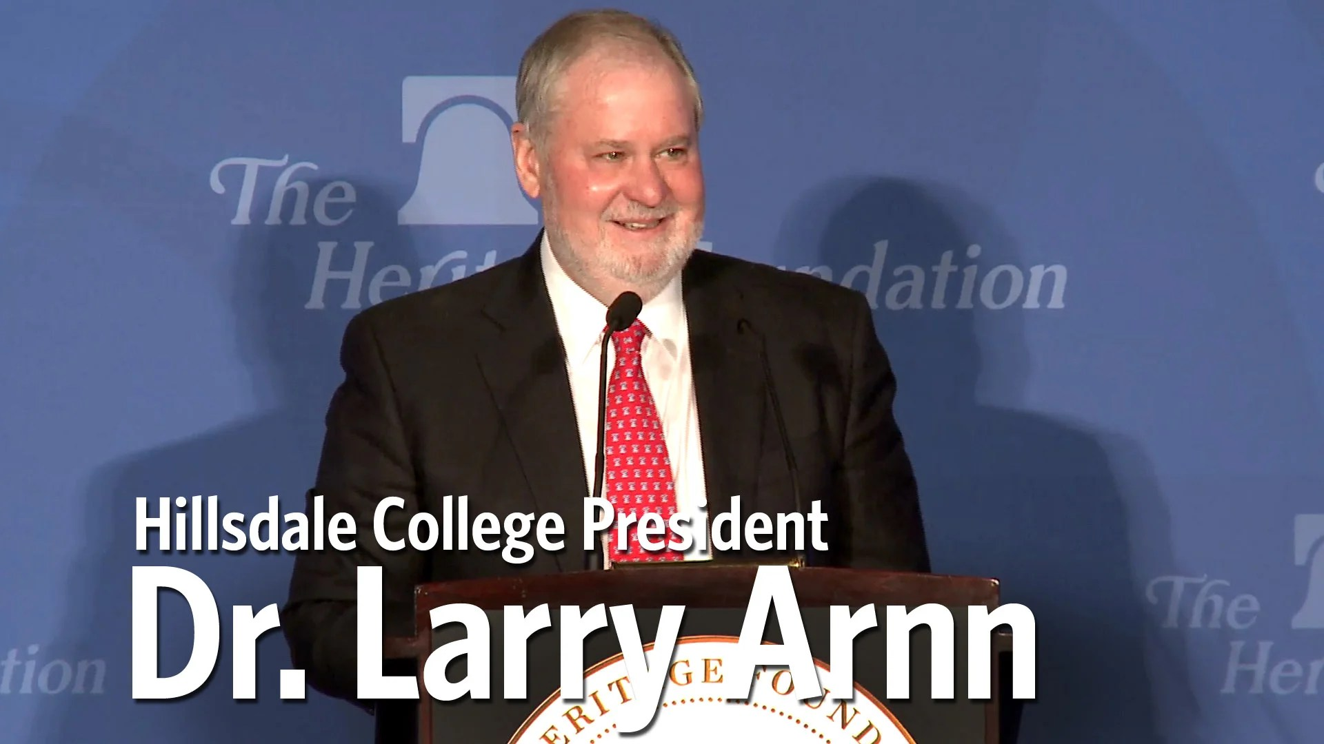 Image result for Larry arnn