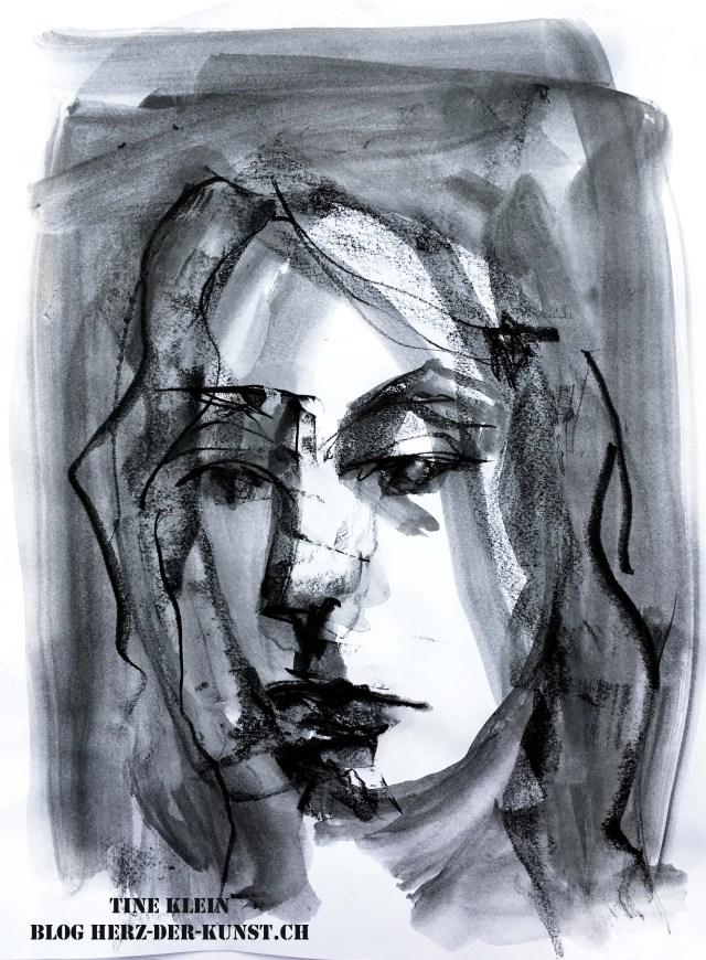 Tine Klein Art Graf Graphite