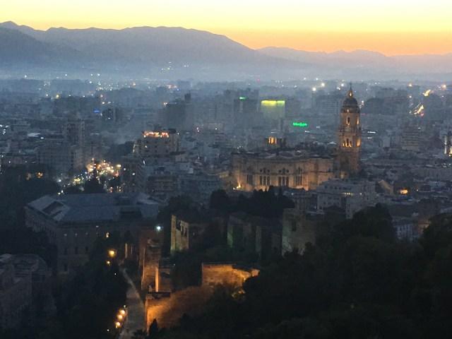 Blog Herz der Kunst, Tine Klein Kathedrale von Malaga