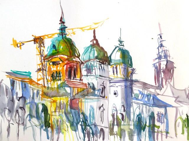 Tine Klein, Bern Bundeshaus, Blog Herz der Kunst, Motiv und Organisation der Farbe, das kleine Geheimnis der Farbe