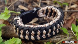 Back To Back  Feather Bar paracord karkötő_allpacord (3)