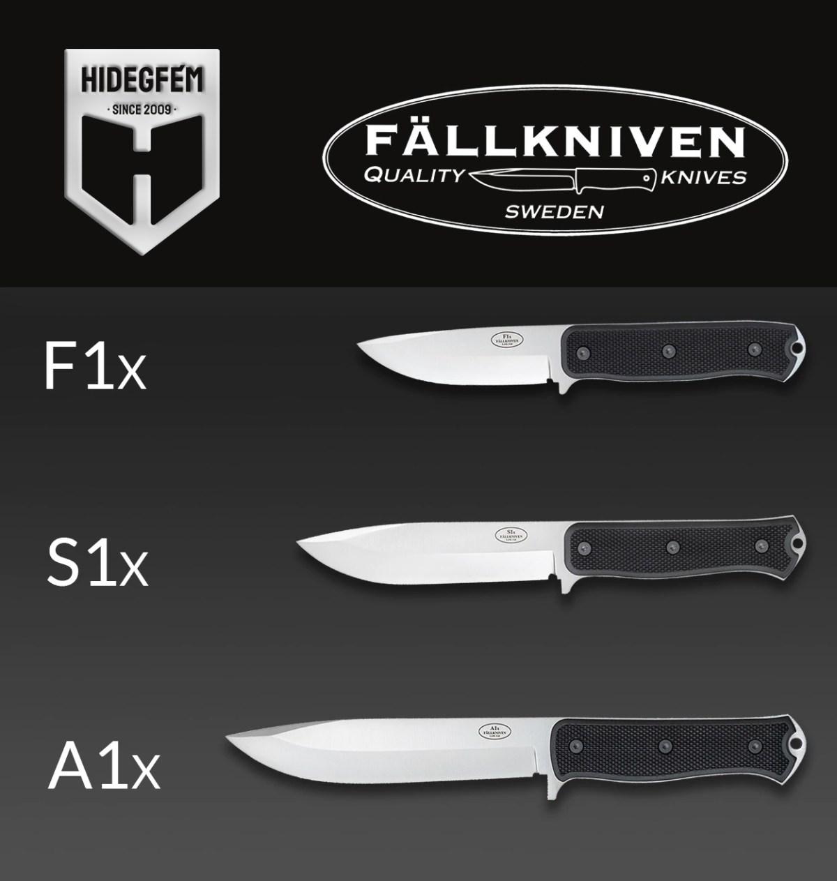 Fallkniven X-Series