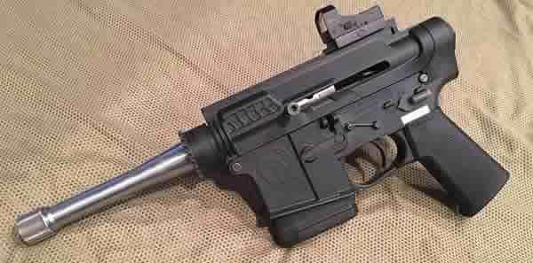 Han-Solo-.300 Blackout-Pistols