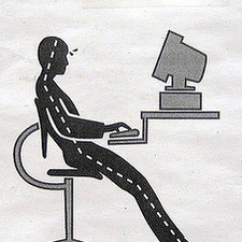 Proper Posture Desk Chair Wheelchair Manual How To Be Damn Good At Sitting (the Science Of Posture)