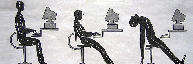 best tv watching chair oversized chairs how to be damn good at sitting (the science of proper posture)