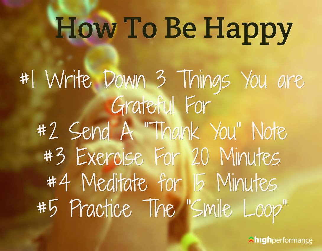 Positive Thinking 5 Easy Hacks For A More Positive Attitude