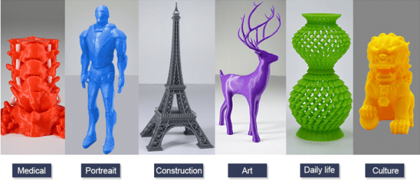 Different-designs-3D-printer