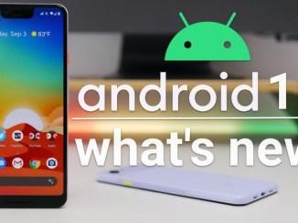 Android 10 : Quoi de neuf ?