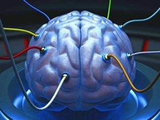 Carte hypothétique de l'interface cerveau-ordinateur