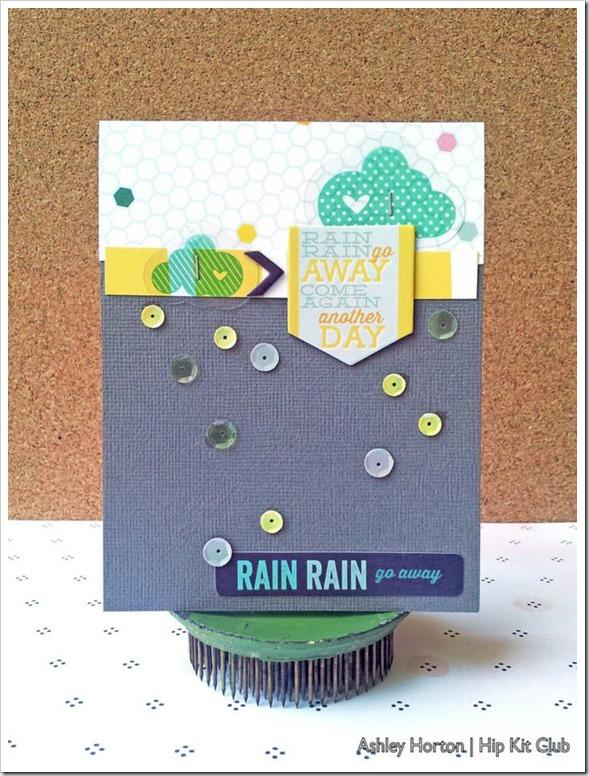 Rain Card 1