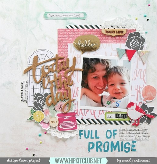 Full of Promise border